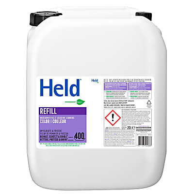 Held by ecover Colorwaschmittel-Konzentrat 20L