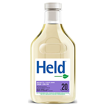 Held by ecover Colorwaschmittel-Konzentrat 850ml